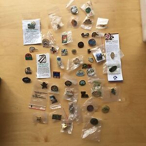 50 Ducks Unlimited Collector Pins!!! (Lot 2)