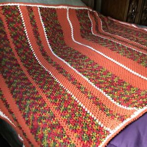 Handcrafted Crochet Throw/Blankets