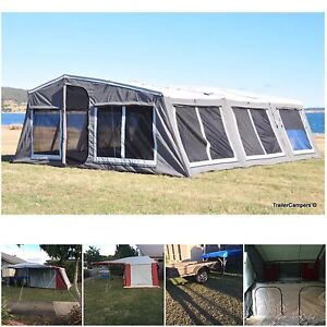 Large free standing family camper. Blacks Beach Mackay City Preview