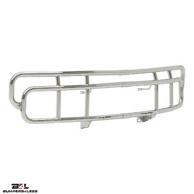 Aries 4076-2 Polished Stainless Steel Grille Guards for 2003-2009 Hummer H2 Aries Hummer H2 Stainless Steel