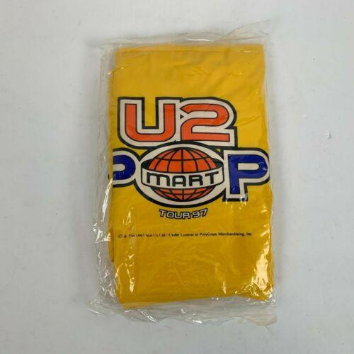 U2 Popmart Tour Beach Ball Vtg 90s 1997 Bono New Deadstock Sealed