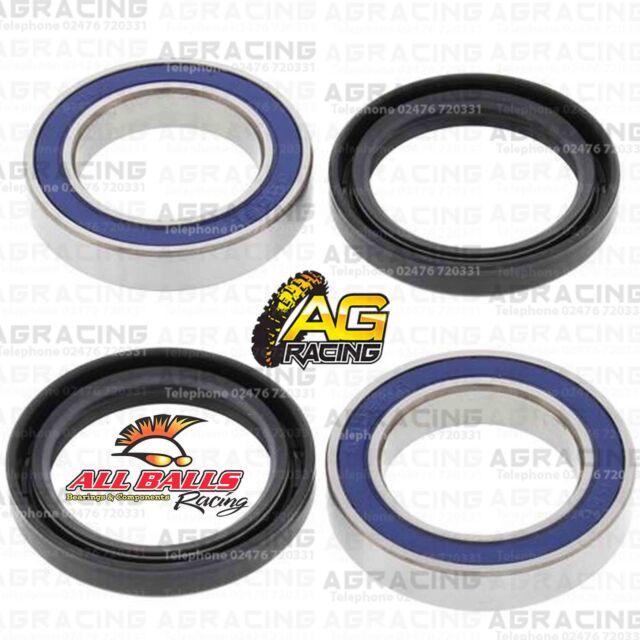 All Balls Front Wheel Bearings & Seals Kit For KTM SX 125 2006 Motocross Enduro