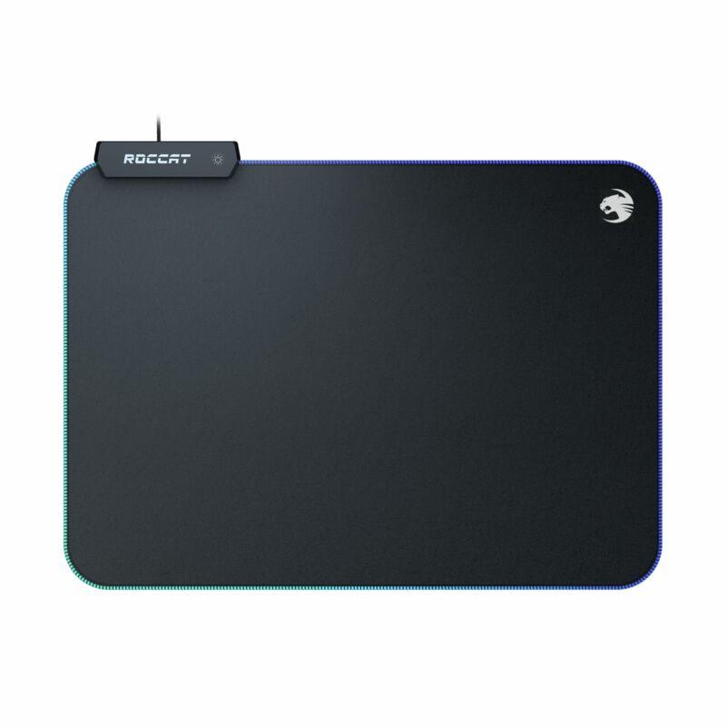 ROCCAT® Sense AIMO RGB Illumination Gaming Mousepad