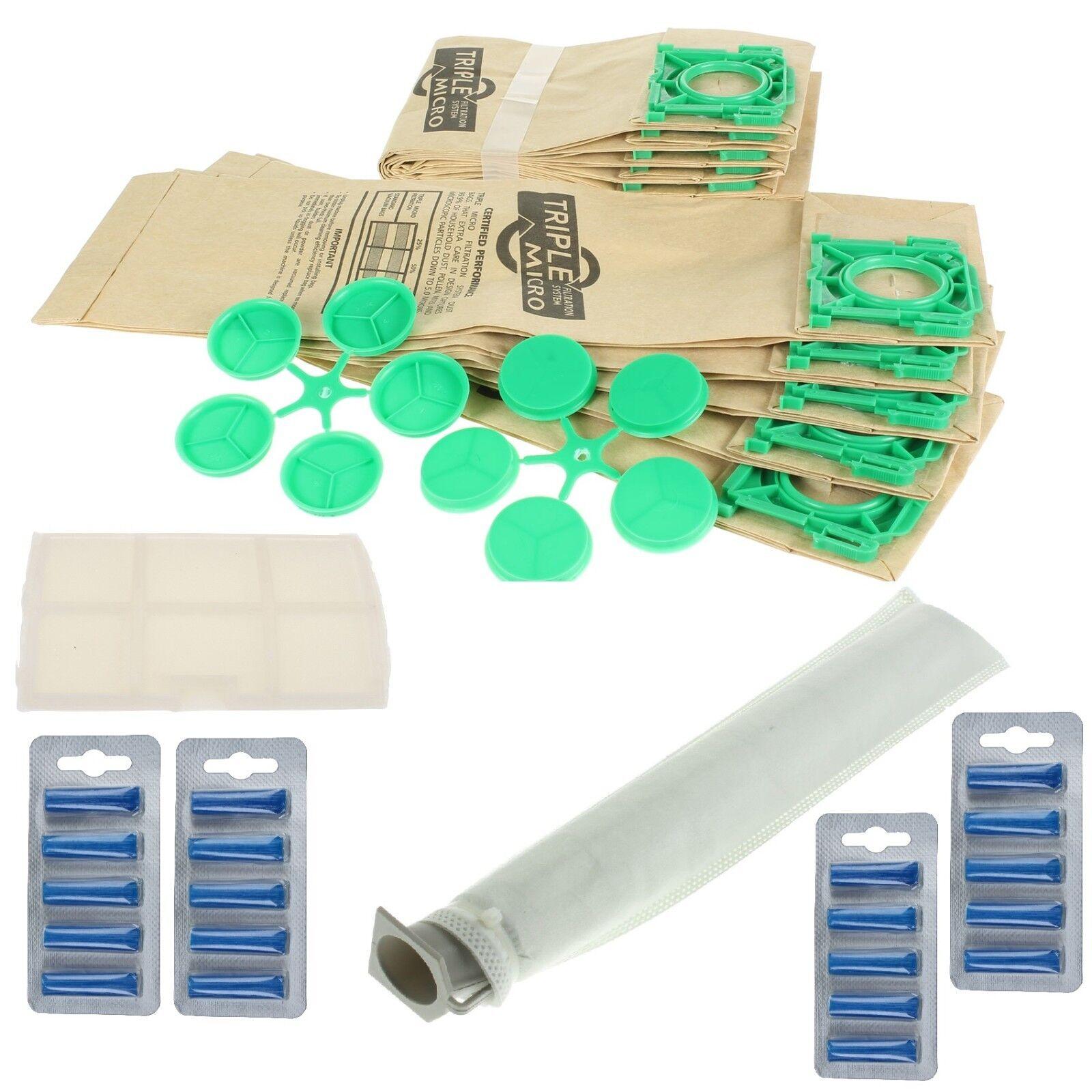 Bag /& Filter Set for SEBO Vacuum Cleaner X1 X4 Compatible