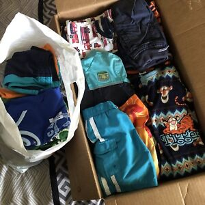Huge lot of boys clothing - 55 items !
