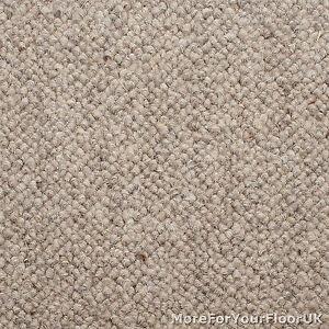 100 Wool Berber Carpet Ash Grey Beige Quality Loop Ebay