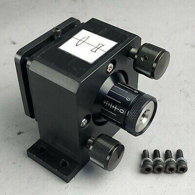 Laser Galilean Beam Expander Mounted In Optical Gimbal