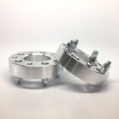 2X CUSTOM WHEEL SPACERS ADAPTERS | 5X5.5 TO 5X.5.5 | 9/16 | 1.5 INCH THICK