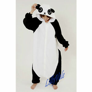 Fancy Dress Cosplay Onesie Adult Unisex Onsie Kigurumi Pyjamas Animal Sleepwear