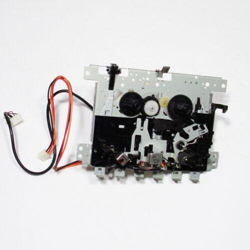 JVC Cassette deck recorder mechanism 12 VDC Mabuchi motor EG-530AD-2B BELTS ok