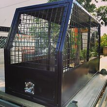 """""""Extreme Cages"""" Ute Dog Cage Carrier Currans Hill Camden Area Preview"""