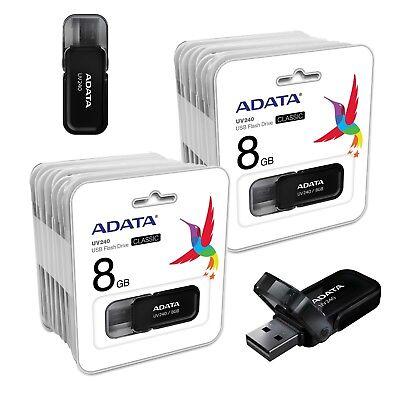 8G USB Flash Drive Thumb Pen Drives Memory Stick Storage 8GB Wholesale Lot 2