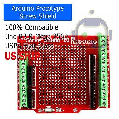 Arduino Proto Screw Shield ShieldV2/V3 Expansion Board compatible Arduino UNO R3