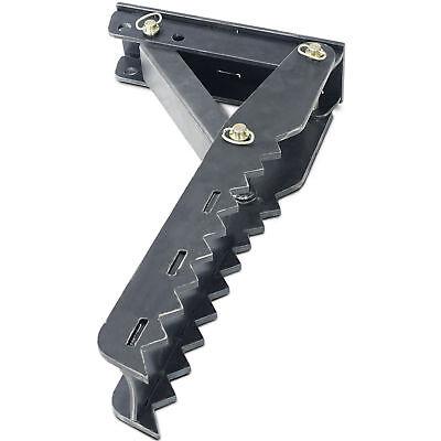 "DIY 32"" Weld On Backhoe Thumb Hoe Clamp .5"" Steel Plate Assembly CNC Plasma Cut"