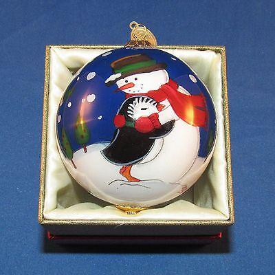 Pier 1 Imports   2015   Li Bien Christmas Ornament   Santa With Friends   New