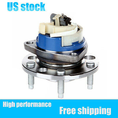 Front Wheel Hub And Bearing Assembly For 1991-1999 Buick LeSabre Century W/ABS