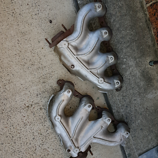 VY SS 2004 RHS only  STANDARD EXHAUST MANIFOLD AND HEAT SHIELDS The Hill Newcastle Area Preview