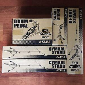 Brand new pedal Tama Iron Cobra HP200  Kick Bass Hardware Tugun Gold Coast South Preview