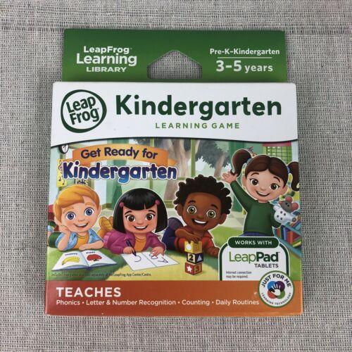 LeapFrog Learning Game: Get Ready for Kindergarten (for