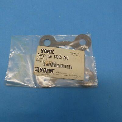 York 028-13902-000 Gasket For Chiller Compressor Valve Cover Plate 124mm New