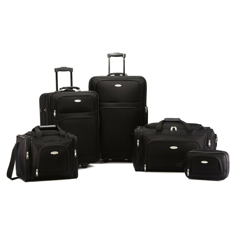 Samsonite Nobscot 5 Piece Set - Luggage