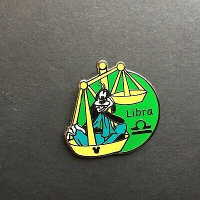 WDW 2012 Hidden Mickey Series - Zodiac Collection - Libra Goofy Disney Pin 88615