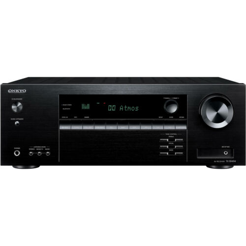 Onkyo TX-SR494 7.2-Channel A/V Receiver with HDMI & Bluetooth
