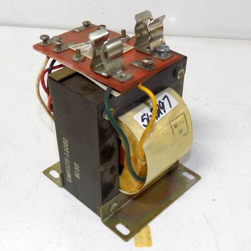 GENERAL ELECTRIC TRANSFORMER 55-172809G008