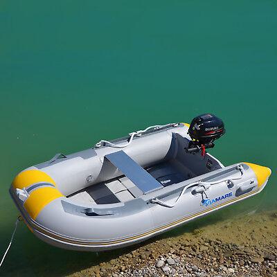 VIAMARE Sportboot 230 S Slat Schlauchboot Tender