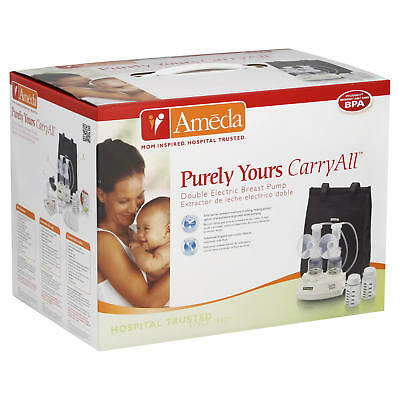 New Ameda Purely Yours Double Electric Pump
