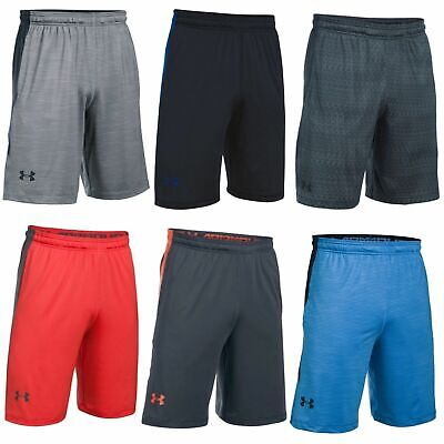 Under Armour UA Men's Raid 10 Shorts 2.0 Workout -NEW- FREE SHIPPING - 1305792