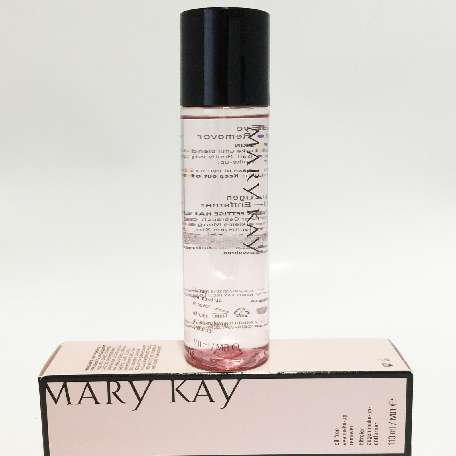 Mary Kay Fettfreier Augen-Make-up- Entferner, Neu & OVP