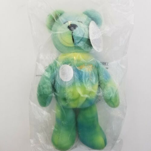 """Delaware State Quarter Bear Timeless Toys Collectible Mint Plush New 9"""""""
