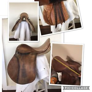 Saddles for sale, English and western