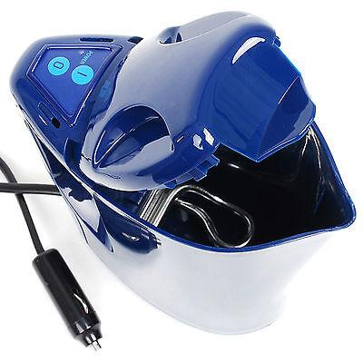 12 Volt 170W Wasserkocher mit Halterung PKW KFZ Auto Batterie Kaffee Tee Kocher
