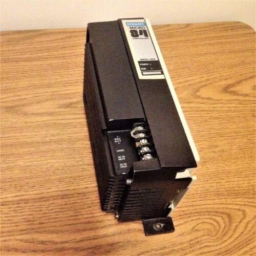 GOULD MODICON MICRO 84 / AS-M84A-002 CONTROLLER