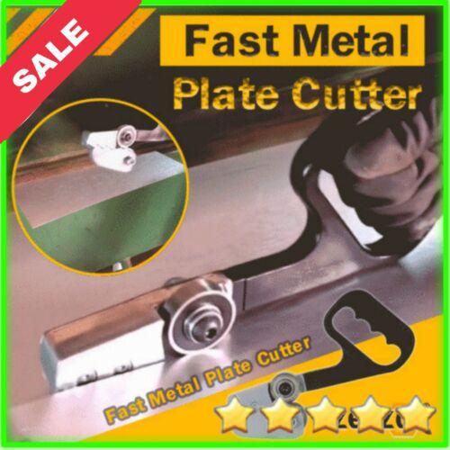 Zezzo® Fast Metal Plate Cutter