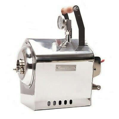 Kaldi New Wide Pop Motor Operated Coffee Roaster 0.66 Lbs Home Roasting K Cafe
