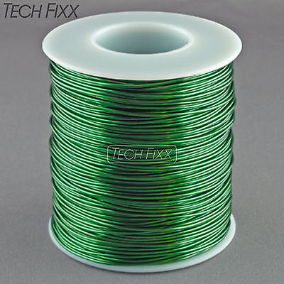 Magnet Wire 20 Gauge Awg Enameled Copper 315 Feet Coil Winding 1 Pound Green