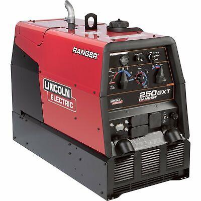 Lincoln Electric Ranger Gxt 250 Amp Generatorwelder-125v 250 Amp K2382-4
