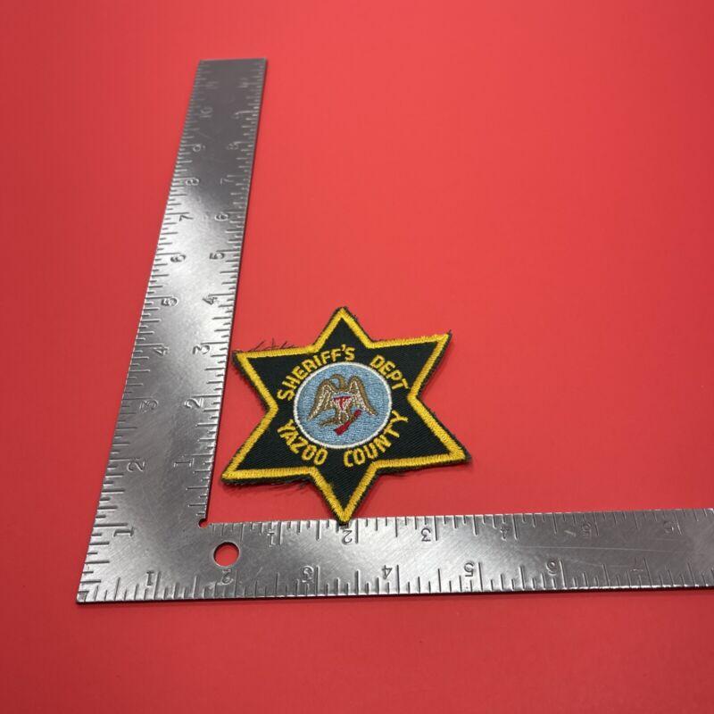 Yazoo County Mississippi Sheriff