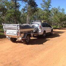 Full Aluminium off road camping trailer Smithfield Cairns City Preview