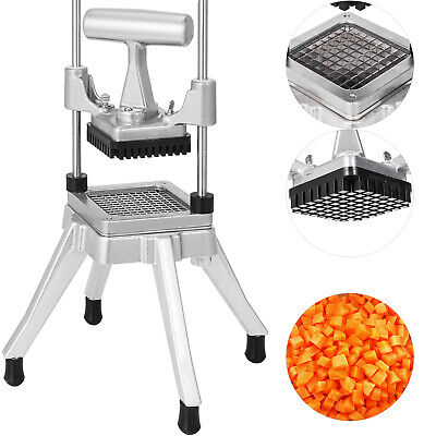 Vegetable Fruit Dicer 38 Onion Tomato Slicer Chopper Restaurant Commercial Nsf