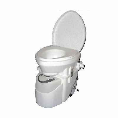 NATURE'S HEAD COMPOSTING TOILET SPIDER HANDLE AIRSTREAM RV BOAT YACHT FAST SHIP!