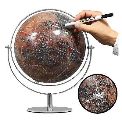 "Mapsoft Classic Mars Globe, 24cm/9.5"", RC-24"