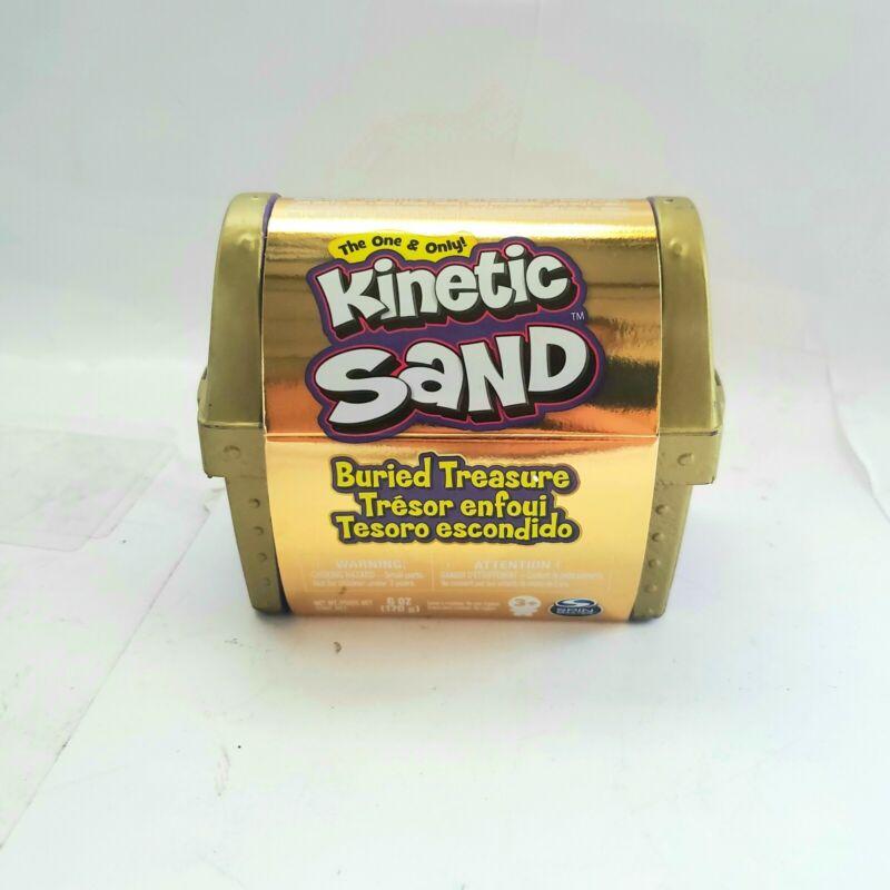 Kinetic Sand Buried Treasure