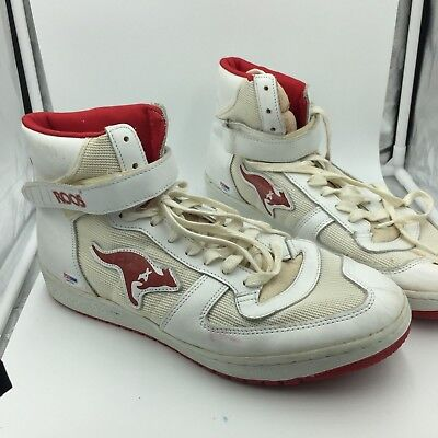 1980 s Clyde Drexler Signed Game Used Sneakers Shoes Pair With PSA DNA COA b0d379418
