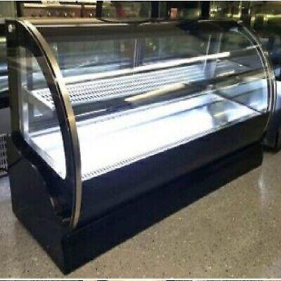 48 Show Bakery Pastry Deli Case Refrigerator Restaurant Equipment Nsf New
