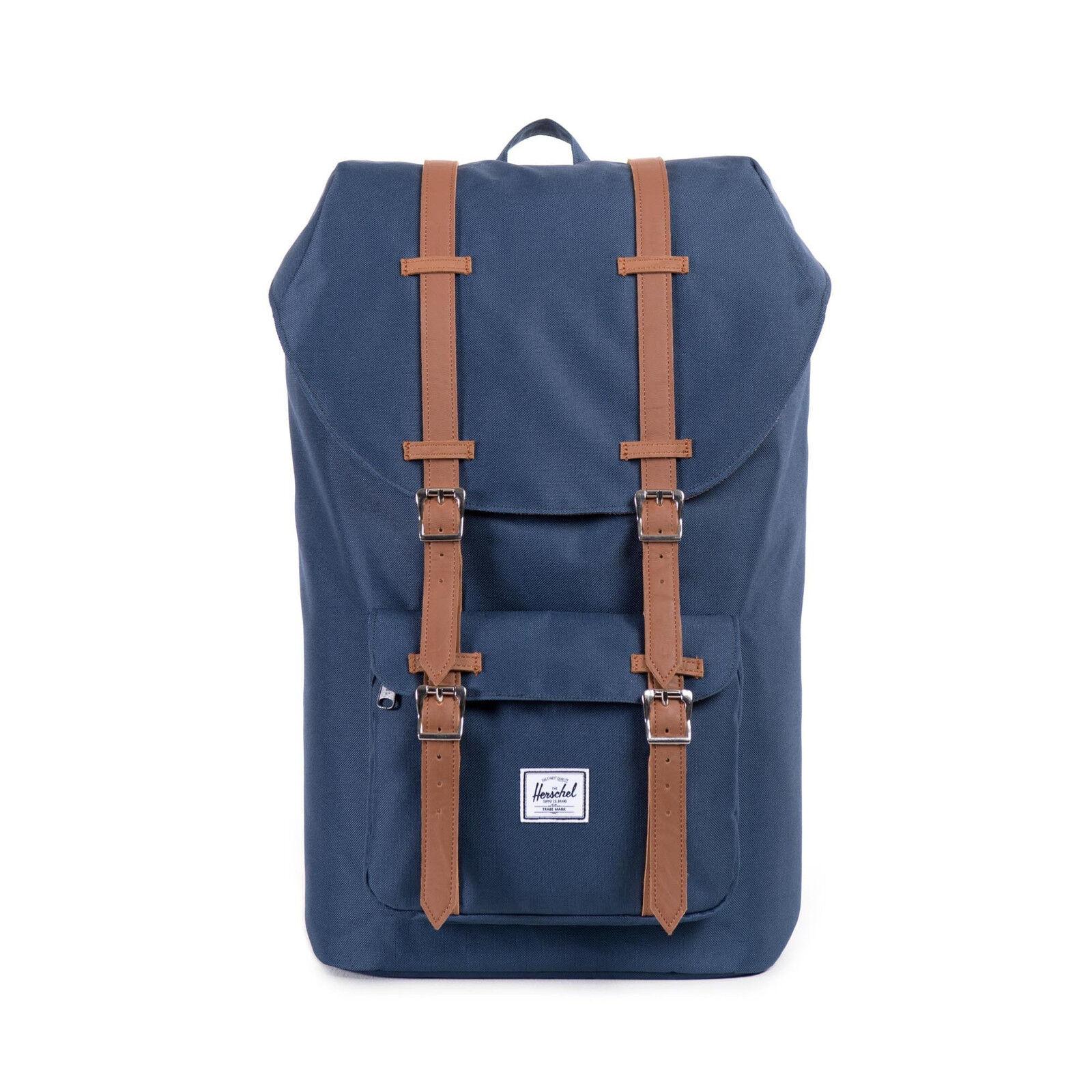 6de105d439ff Herschel Backpack Little America Classics Navy Ai17 One Size for ...