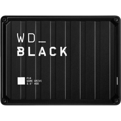 Western Digital WD Black P10 2TB External 2.5 in HDD (WDBA2W0020BBKWESN) - New